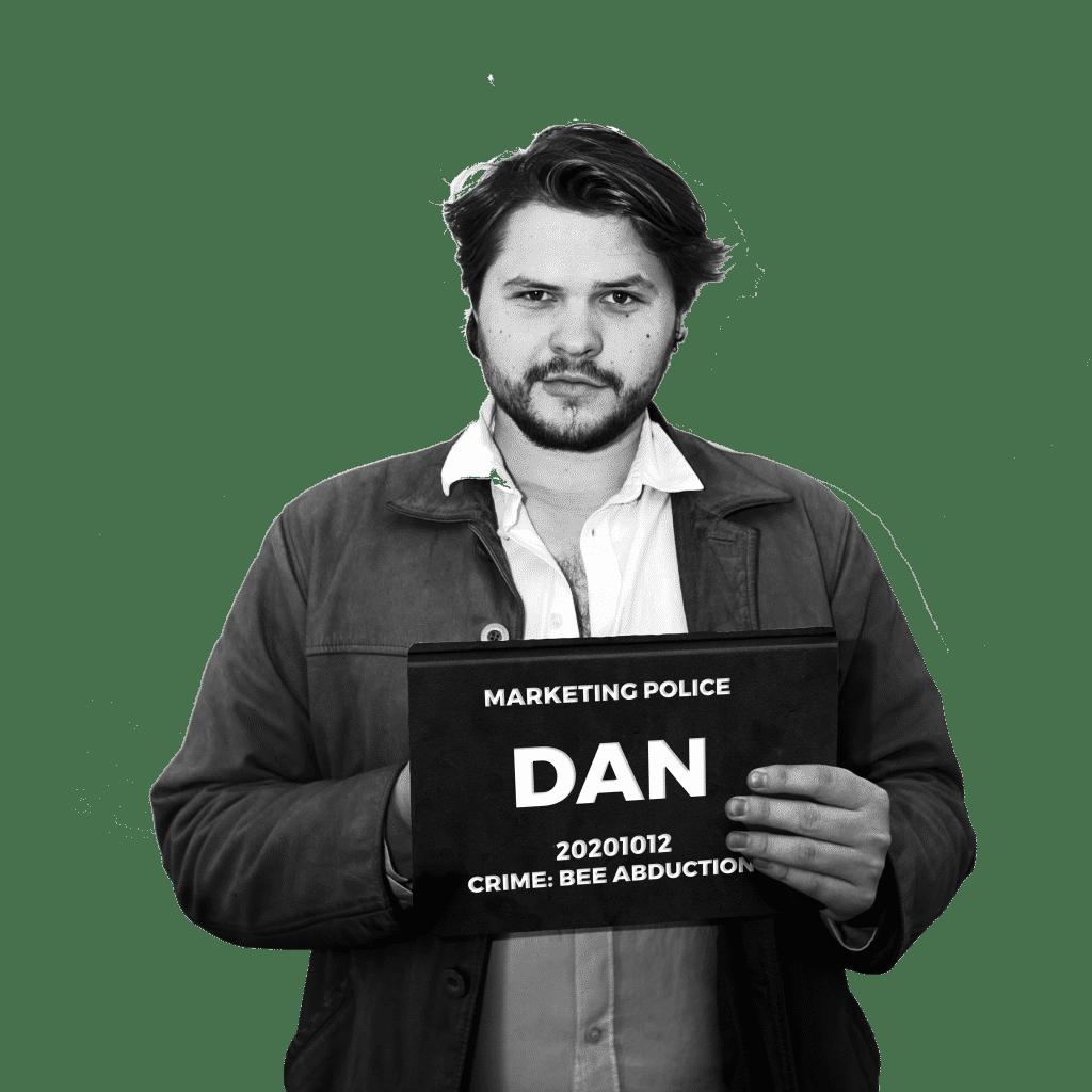 Dan Davison Bloody Marketing!!